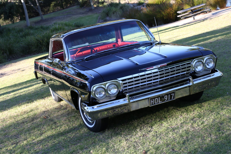1962 Chevrolet Export Rhd Impala Sport Sedan 4 Door Pillarless Hardtop Chev62 Shannons Club