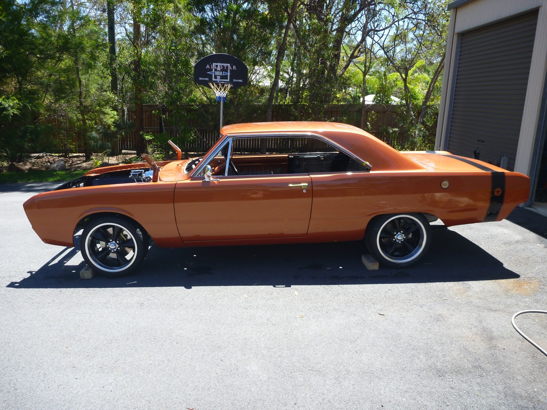 1970 Chrysler Valiant Regal Hardtop