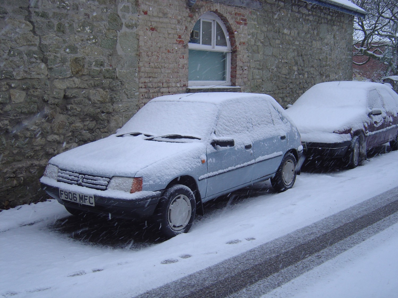 1989 Peugeot 205 Gr - Coch9
