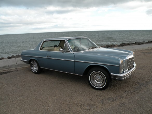 1973 mercedes benz 280 ce spaceman shannons club for 1973 mercedes benz 280