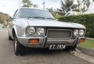 1974 fiat 124 cc coupe gr124 shannons club for Garage fiat 94