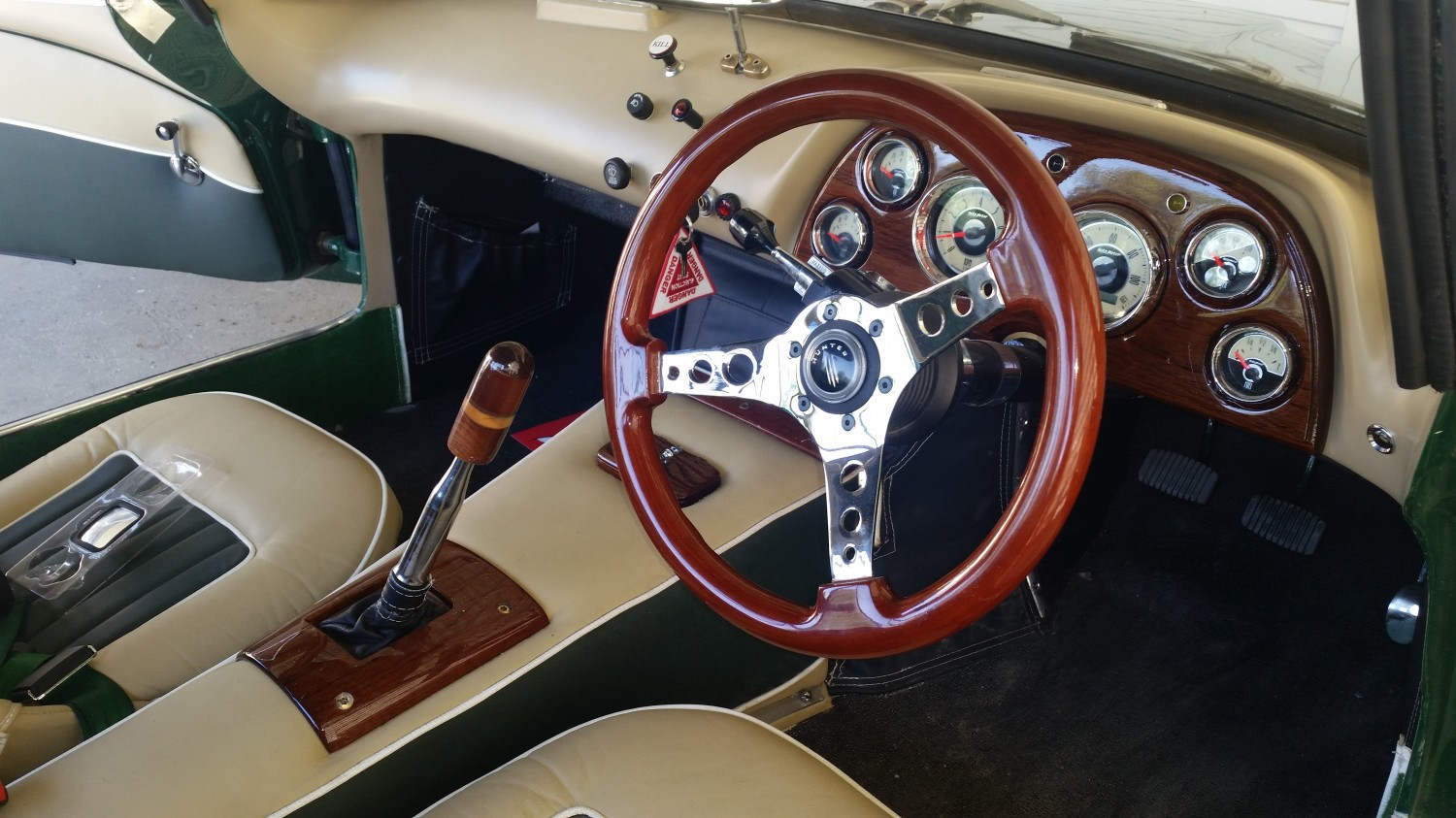 1962 J and S Hunter Coupe