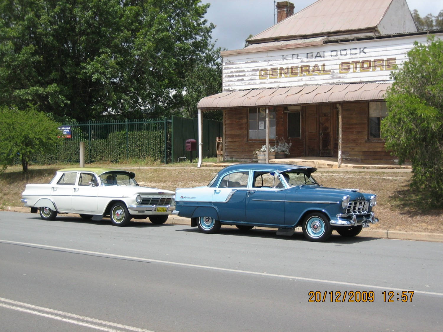 1962 Holden Special