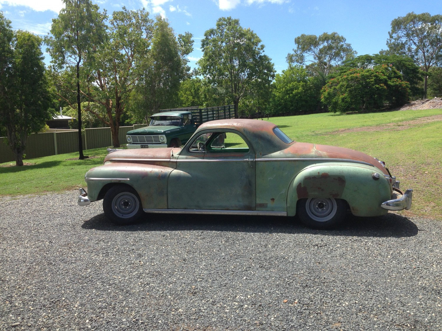 1948 Dodge Business Coupe