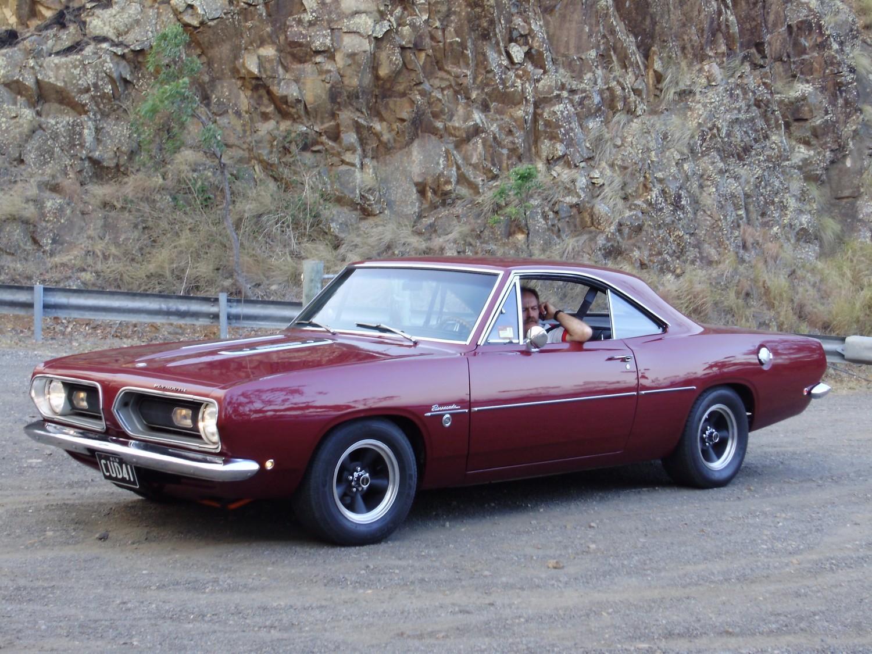 1968 Plymouth Barracuda Formula S