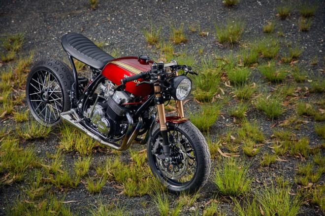 1970 Honda 736cc CB750K