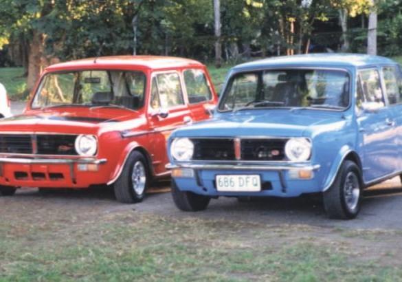 1971 Leyland Mini Clubman Gt Diggs Shannons Club