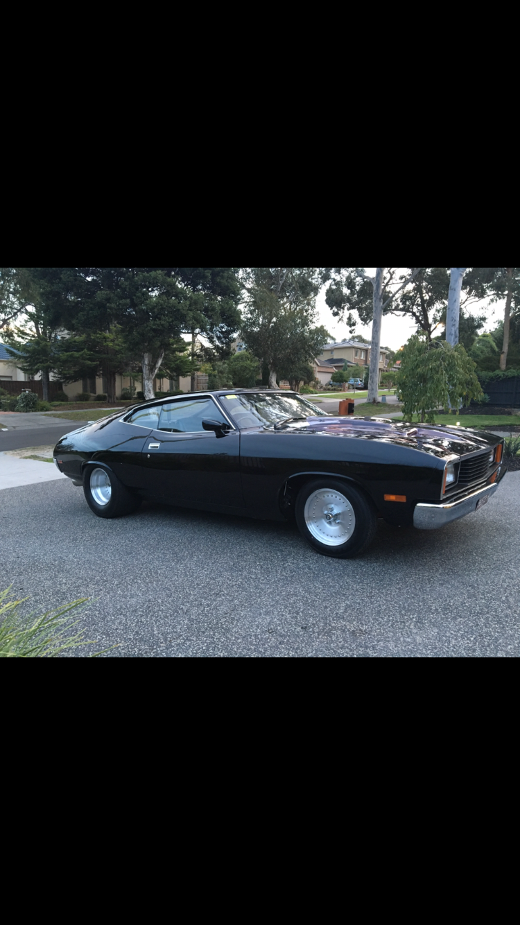 1977 Ford XC FAIRMONT