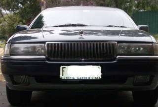 1993 Holden CAPRICE VQ Series II