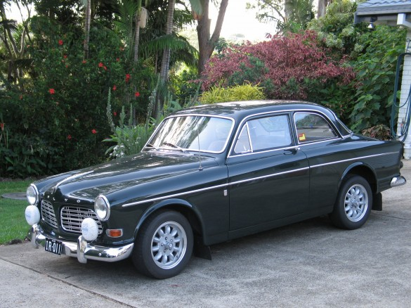 1968 Volvo 123GT - amazon - Shannons Club