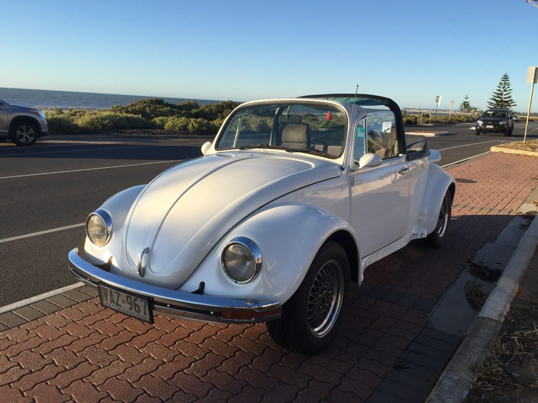 1969 Volkswagen 1.6L BEETLE