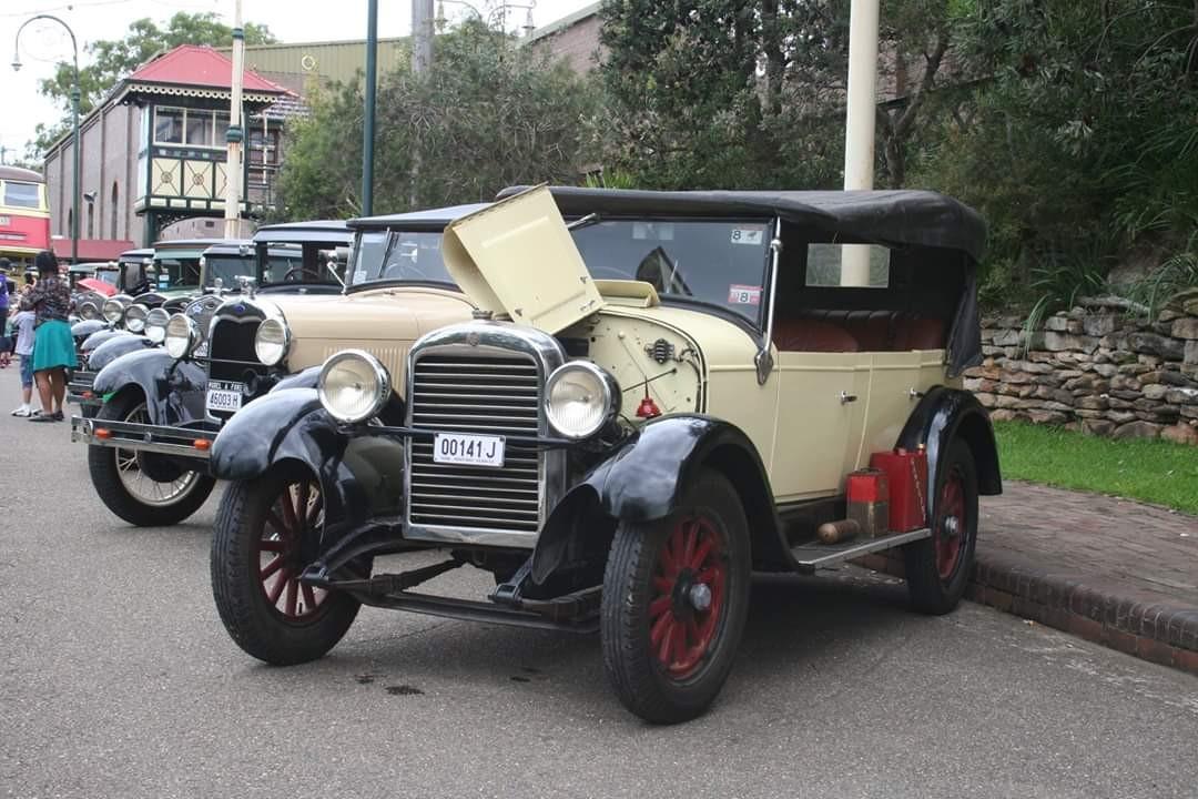 1927 Hudson ESSEX SUPER SIX