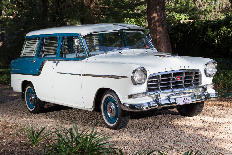 1958 Holden FC Holden