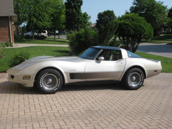 1982 Chevrolet Corvette Stingray Gsteveg Shannons Club