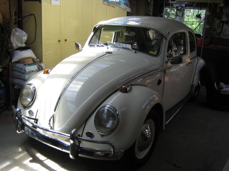 1967 Volkswagen Beetle 1300