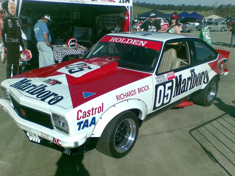 1979 Holden Torana A9X