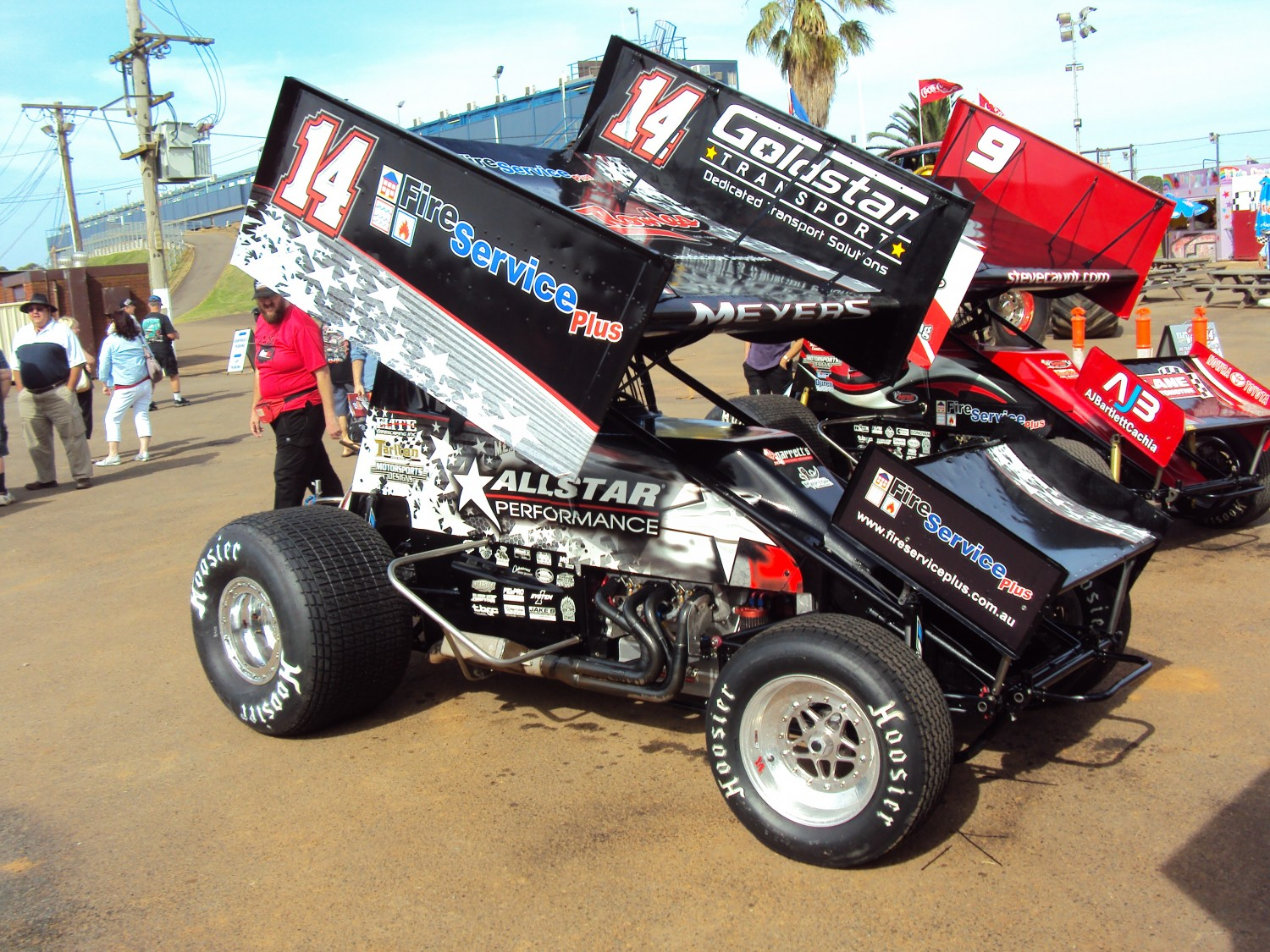 2011 Sprint Car Super Quick 2