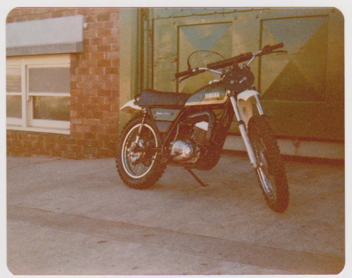 1974 Yamaha DT360