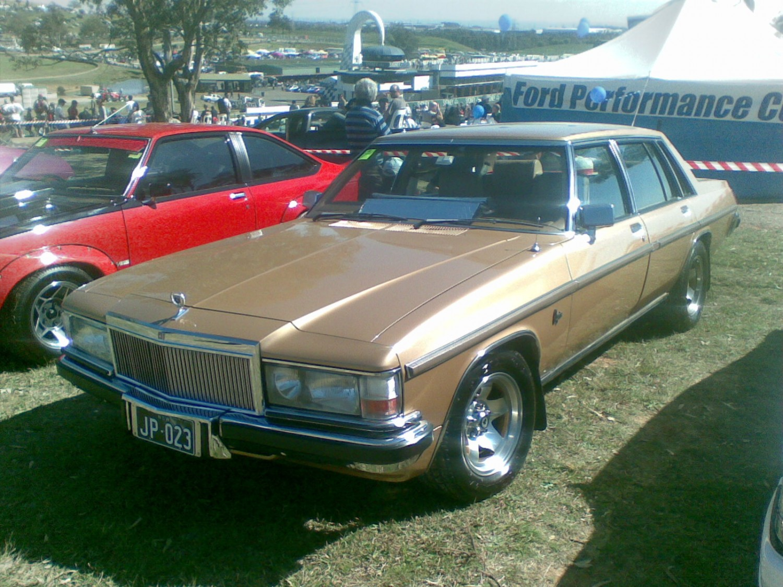 1983 Holden WB Statesman Caprice