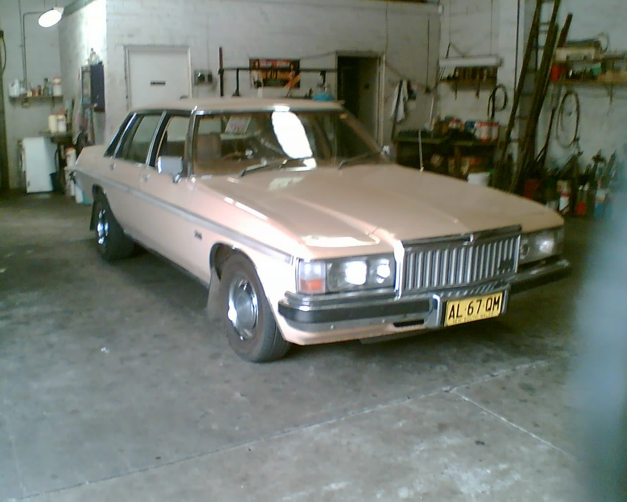 1982 Holden WB Statesman DeVille