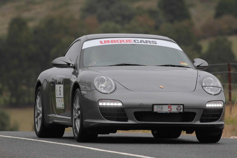 2009 Porsche Carrera