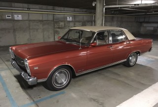 1971 Ford FAIRLANE 500