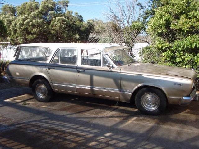 1966 Chrysler vc safri regal