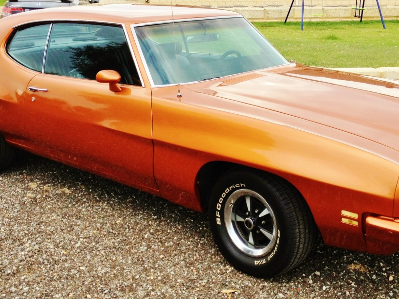 1972 Pontiac Lemans Luxary
