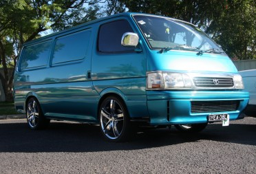 1995 Toyota Hiace Lwb 1lowhiace Shannons Club