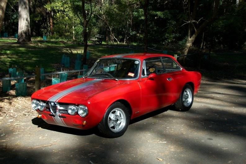 1968 Alfa Romeo GT VELOCE 1750