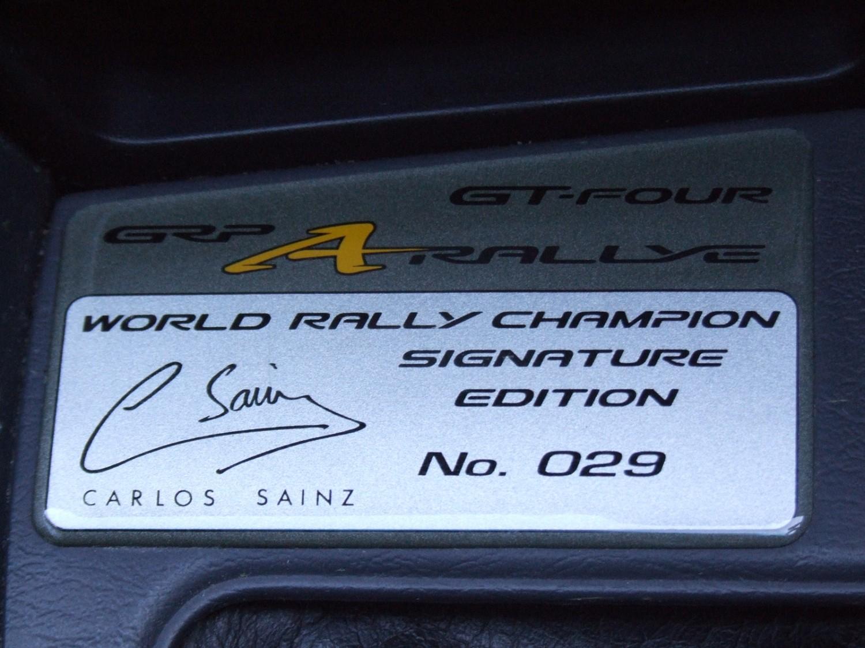 1991 Toyota CELICA GT-4 GROUP A RALLYE