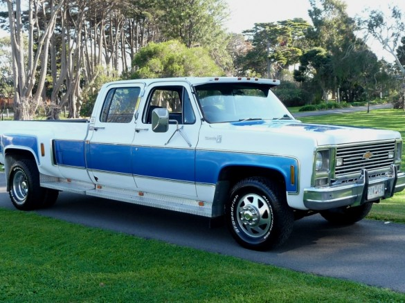 Chevrolet C Duelly