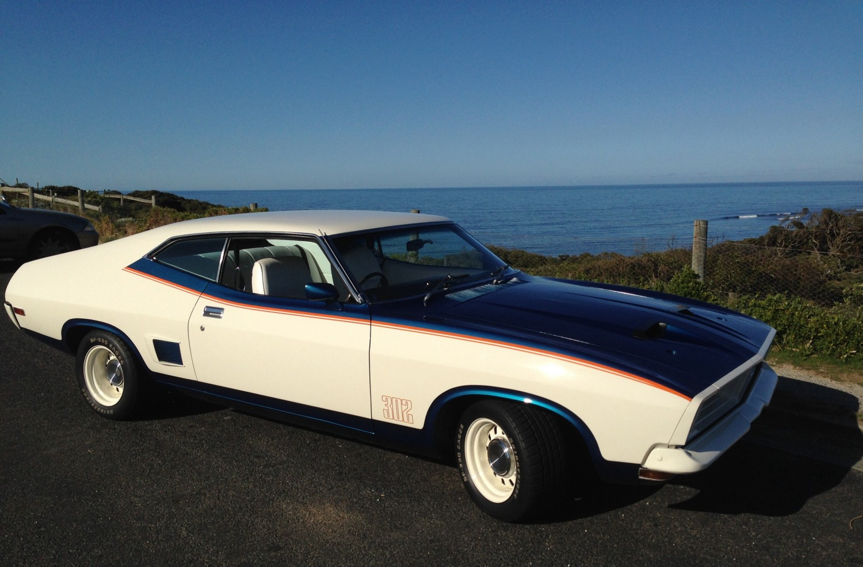 1975 Ford FALCON John Goss Special