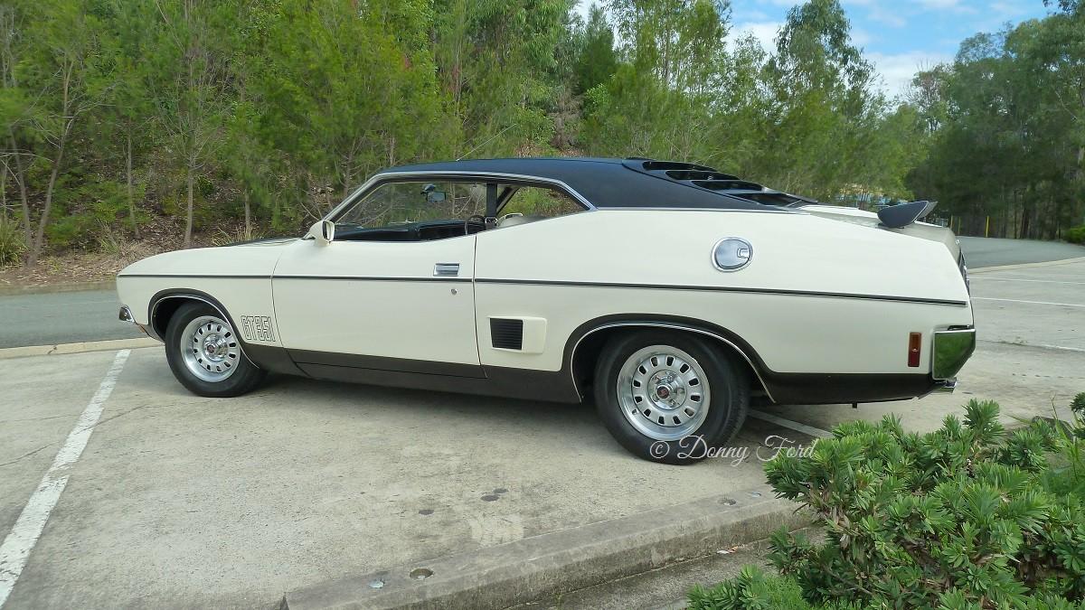 1974 Ford Falcon XB GT Hardtop
