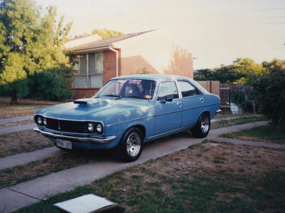 Chrysler Kb Centura