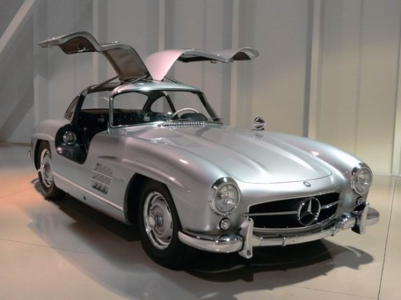 1955 mercedes benz 300sl gullwing vangelis shannons club