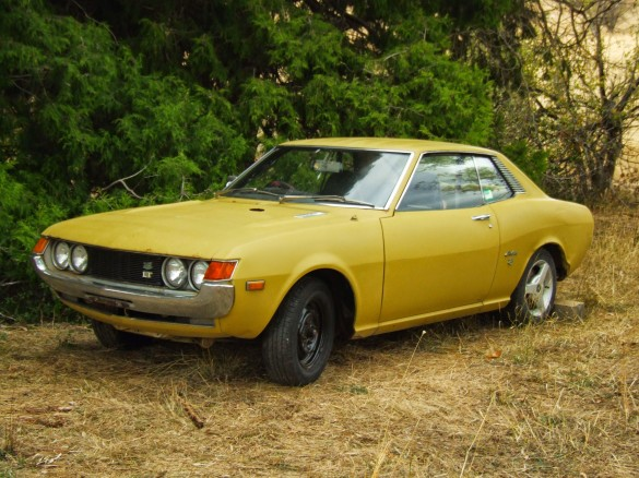 1972 Toyota Celica Ta22 Lt - Shagsta22