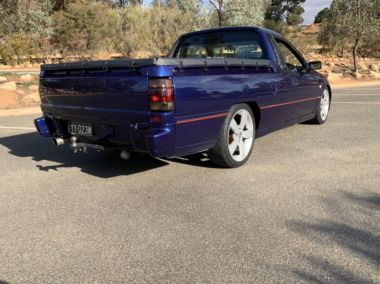 1997 Holden Vs spac
