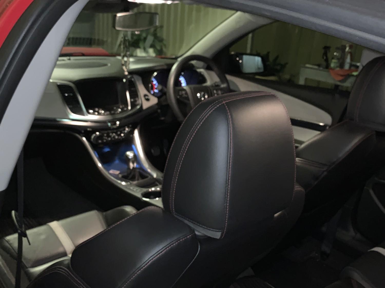 2013 Holden Vf Ssv Redline