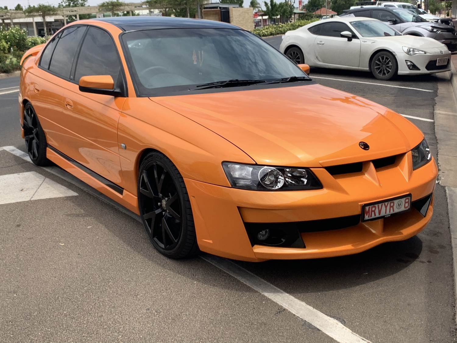 2003 Holden Special Vehicles Vy
