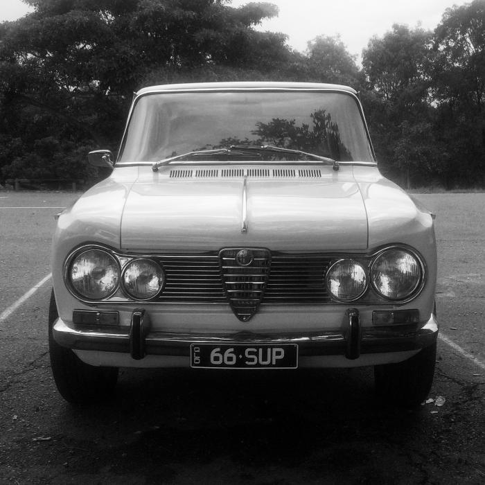 1966 Alfa Romeo GIULIA SUPER 1600