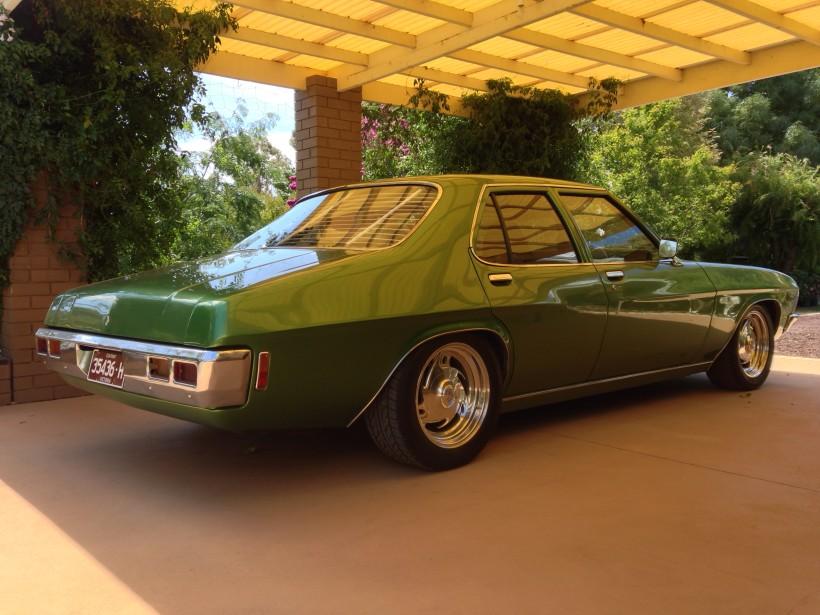1974 Holden KINGSWOOD