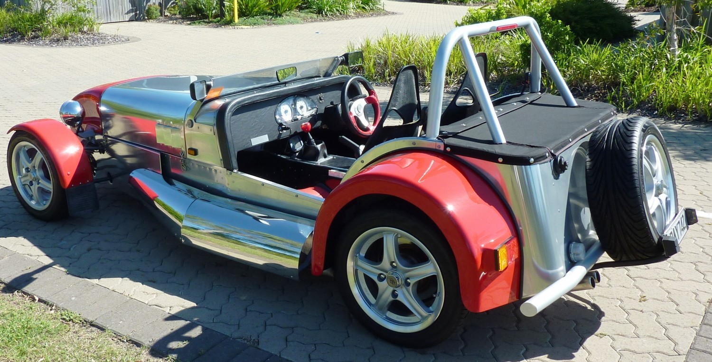 Build A Car From Scratch >> 2010 Scratch Build Clubman Lotus 7 Modern Replica Willo742