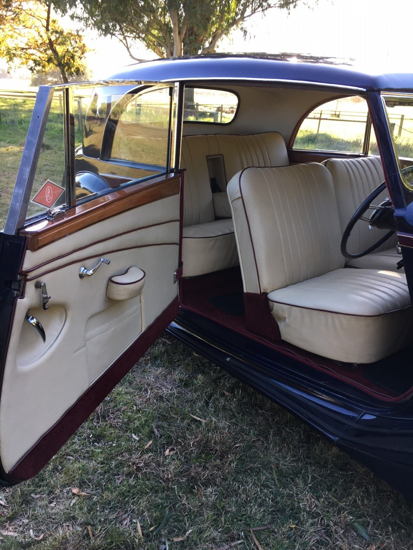1953 Armstrong Siddeley Whitley Coupe