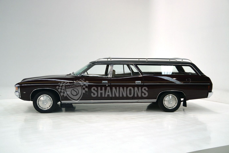 1973 Ford Fairmont Hearse