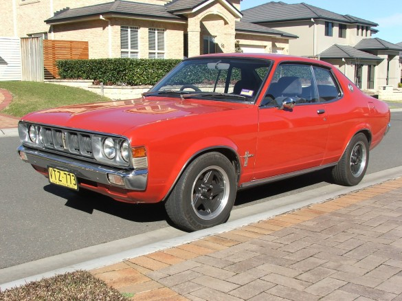 1976 Mitsubishi Galant Gc Hardtop Toruhiwi Shannons Club