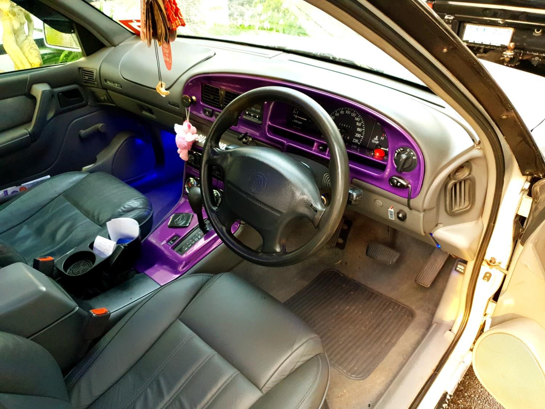 1997 Holden commodore Vs calias