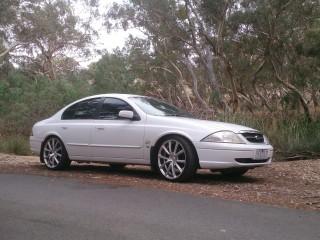 1998 Ford 5.0L V8 Fairmont Ghia