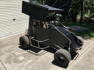 2010 Micro Sprint GRIZLY