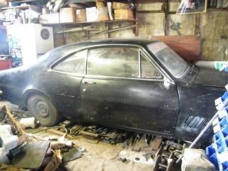 1968 Holden GTS 327